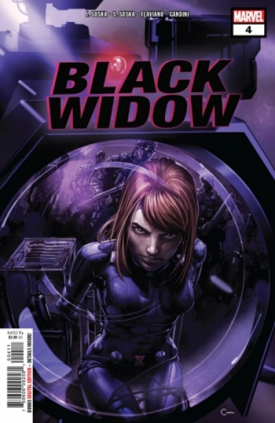 Black Widow vol 7 # 4