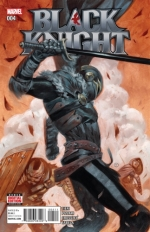 Black Knight vol 3 # 4