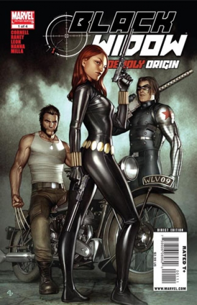 Black Widow: Deadly Origin # 1