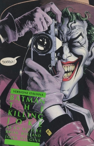 Batman: The Killing Joke # 1