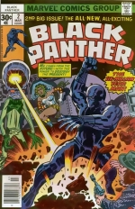 Black Panther vol 1 # 2