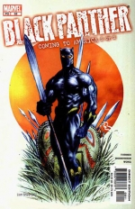 Black Panther vol 3 # 58