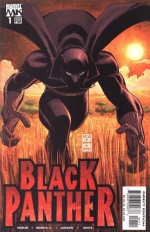Black Panther vol 4 # 1