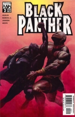 Black Panther vol 4 # 2