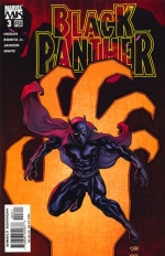 Black Panther vol 4 # 3