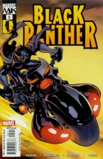 Black Panther vol 4 # 5