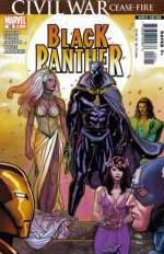 Black Panther vol 4 # 18