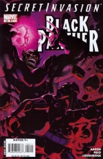Black Panther vol 4 # 40