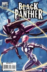Black Panther vol 5 # 9