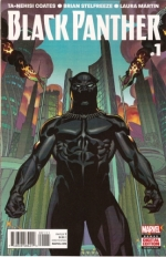 Black Panther vol 6 # 1