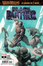 Black Panther vol 7 # 10