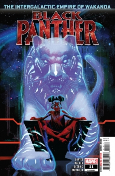 Black Panther vol 7 # 11