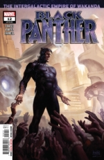 Black Panther vol 7 # 12