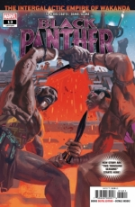 Black Panther vol 7 # 13