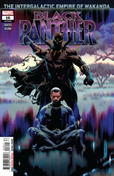 Black Panther vol 7 # 16