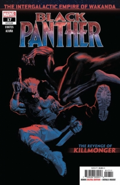 Black Panther vol 7 # 17