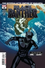Black Panther vol 7 # 18