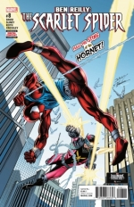Ben Reilly: Scarlet Spider # 8