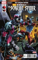 Ben Reilly: Scarlet Spider # 13