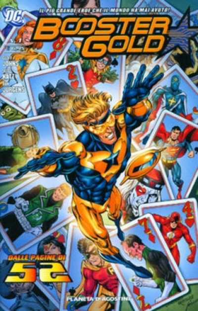 Booster Gold # 1