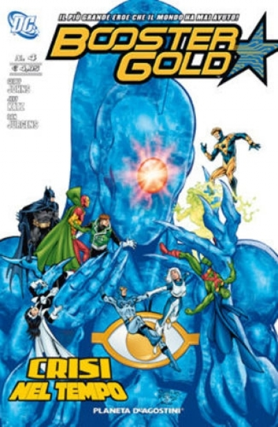 Booster Gold # 4