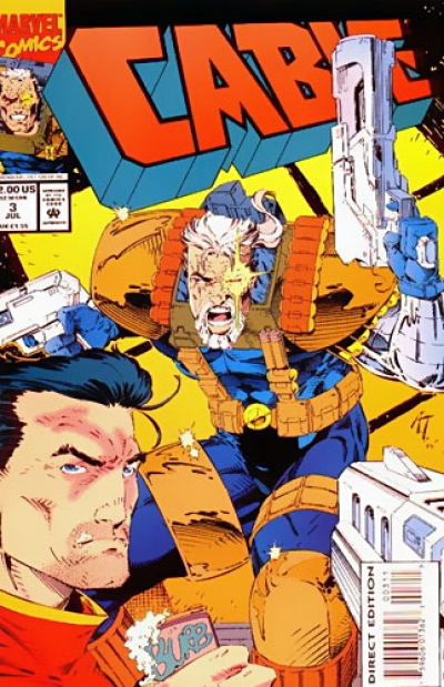 Cable vol 2 # 3