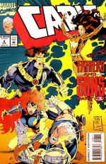 Cable vol 1 # 8