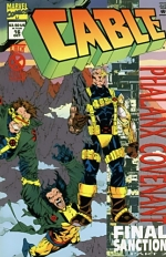 Cable vol 2 # 16