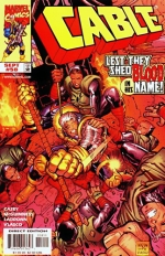 Cable vol 1 # 58