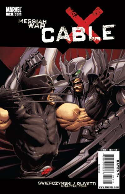 Cable vol 2 # 14