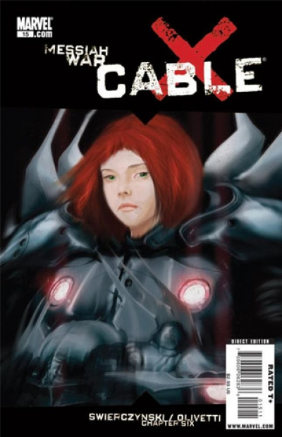 Cable vol 3 # 15
