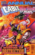 Cable / Machine Man 98 # 1