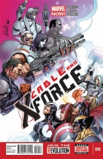 Cable and X-Force # 10