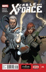 Cable and X-Force # 15