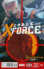 Cable and X-Force # 18