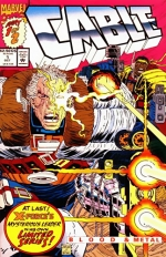 Cable: Blood and Metal # 1