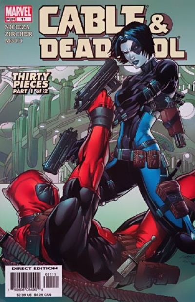 Cable & Deadpool # 11