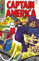 Captain America vol 1 # 108