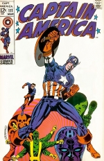 Captain America vol 1 # 111