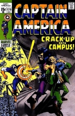 Captain America vol 1 # 120