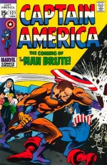 Captain America vol 1 # 121
