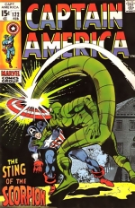 Captain America vol 1 # 122