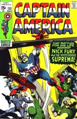 Captain America vol 1 # 123
