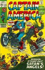 Captain America vol 1 # 128