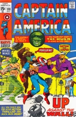 Captain America vol 1 # 130