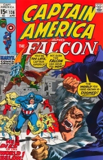 Captain America vol 1 # 136