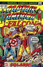 Captain America vol 1 # 160