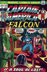 Captain America vol 1 # 161