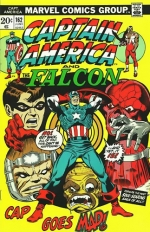 Captain America vol 1 # 162