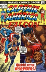 Captain America vol 1 # 164